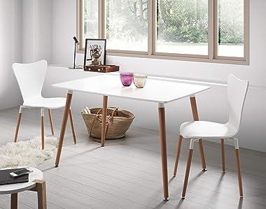 Table à manger Wad 140x80 cm