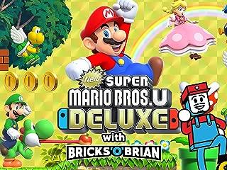 Clip: New Super Mario Bros U Deluxe with Bricks 'O' Brian!