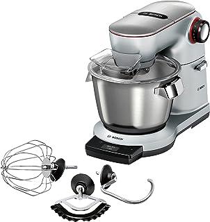 Bosch 博世 mum9ae5s00 料理机 平底锅 Optimum 系列 5.5 升 1500 瓦 不锈钢