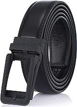 Gallery Seven Leather RatchetBelt For Men - Adjustable Click Belt - Casual Dress Belt