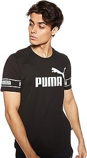 Puma Amplified big logo tee Shirt For Men