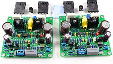 1pair DIY Accuphase E210 modified E210 150w + 150W 8ohm Class AB Amplifier board