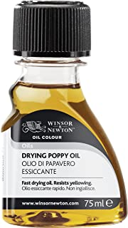Winsor & Newton Drying Poppy Oil, 75ml