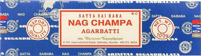 Satya Sai Baba Nag Champa Agarbatti, 100 g