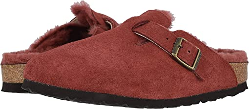 Port/Port Suede/Shearling