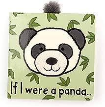 Jellycat Board Books, If I were a Panda
