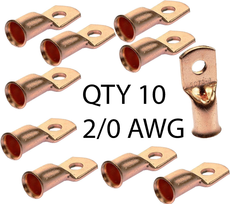 2 0 AWG gauge 5 16