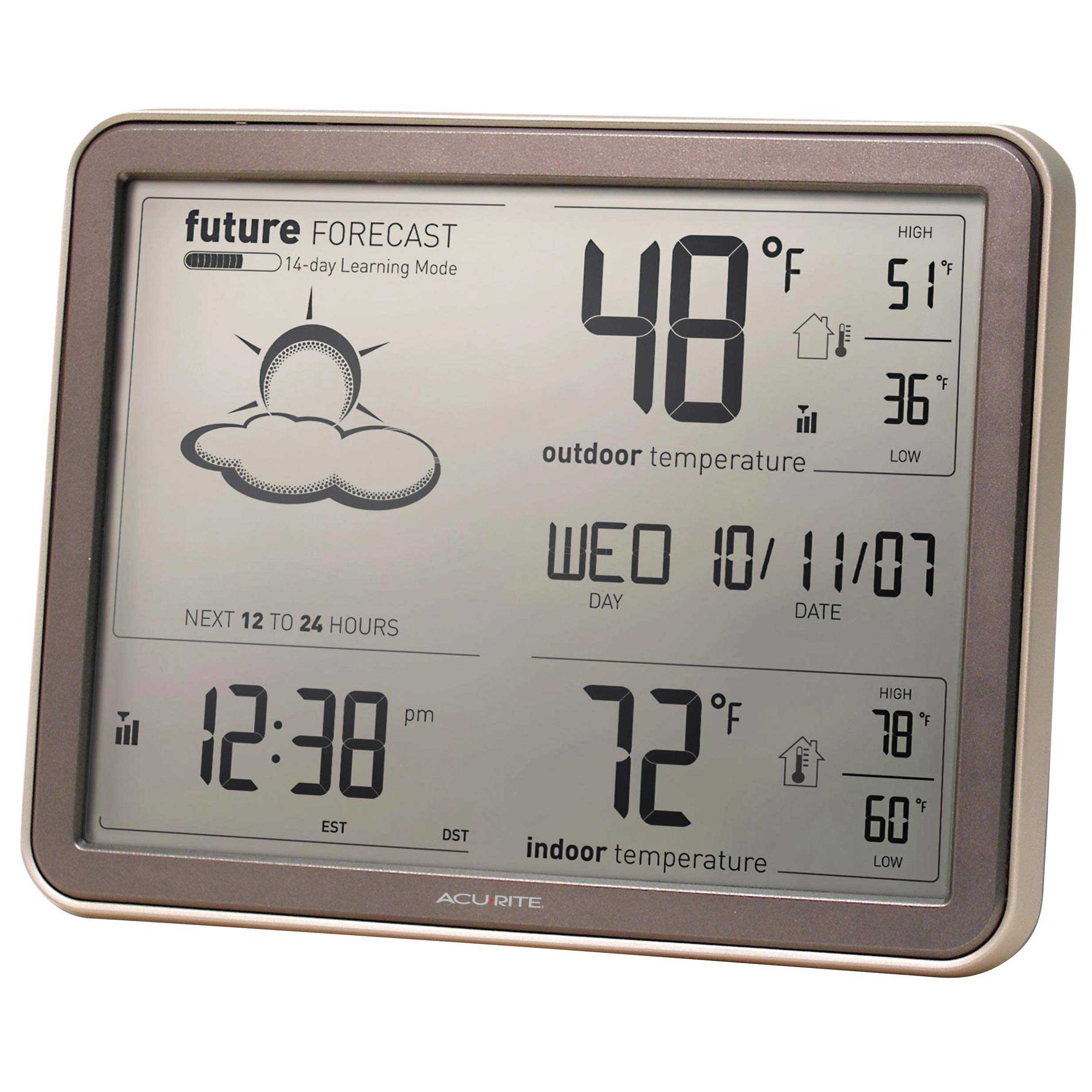 AcuRite 75077A3M Wireless Weather Temperature