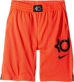 KD Graphic Basketball Shorts (Little Kids/Big Kids)