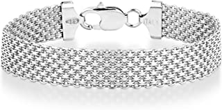 mesh chain bracelet