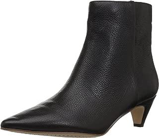 Splendid Women's Nettie Ankle Boot, Black, 6.5 M US
