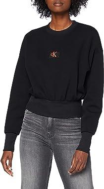 Calvin Klein Jeans CK Badge Interlock CN Sweater Femme