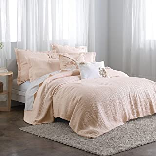 DKNY Pure Indulge Pale Pink King Duvet Cover