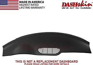DashSkin Molded Dash Cover Compatible with 97-02 Camaro/Firebird in Black