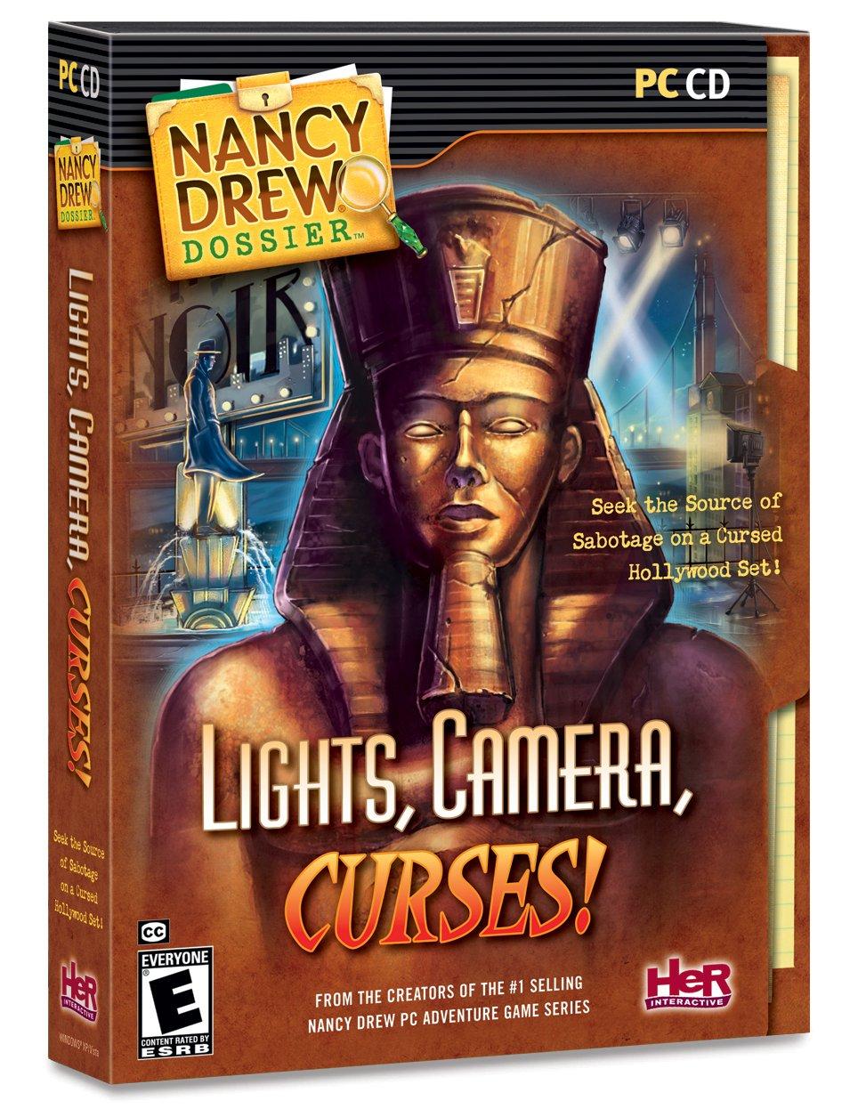 Japan's largest assortment Nancy Drew Dossier: Lights PC Ranking TOP12 Camera - Curses