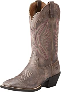 Women's Round Up Outfitter Western Cowboy Boot