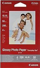 Canon GP-501 Everyday use - Papel Fotográfico Lustroso, 10x15 cm, 50 hojas