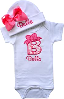 Best personalized newborn girl clothes Reviews