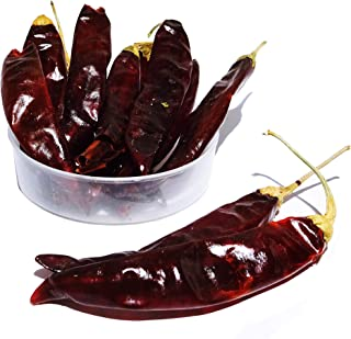 Dried Chile Puya Pepper (Guajillo) / Weights: 2 Oz, 4 Oz, 8 Oz, 12 Oz, 1 Lb, 2 Lbs, 5 Lbs, and 10 Lbs (4 oz)