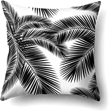 Fresh Leaves Plant Throw Pillow Cover Cushion Case Couch Car Bed Chair Decor,Sofa Patio Outdoor Cushion Covers Holiday Spr...