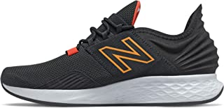 New Balance Chunky Sole Lace-Up Textile Running Shoes For Men 42.5 EU