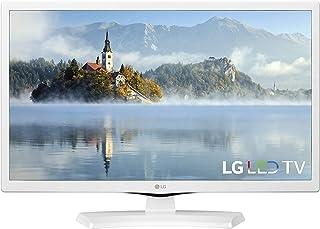 "LG 24LJ4540-W HD 720p LED TV 24"" Inch Television w/ Integrated HDTV (ATSC) Tuner & Remote Control, HD (1366 x 768) Displa..."