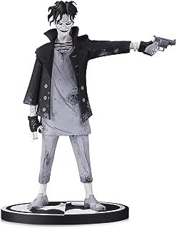 DC Collectibles Batman Black & White: The Joker by Gerard Way Resin Statue