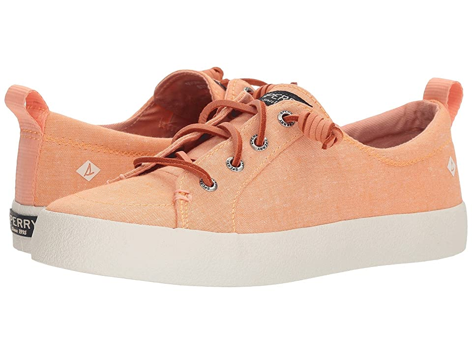 Sperry Crest Vibe Crepe Chambray (Salmon) Women