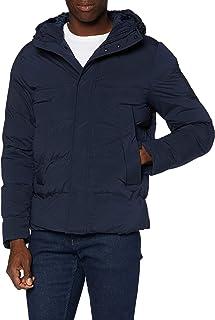 Tommy Hilfiger Hooded Stretch Bomber Jacket Homme