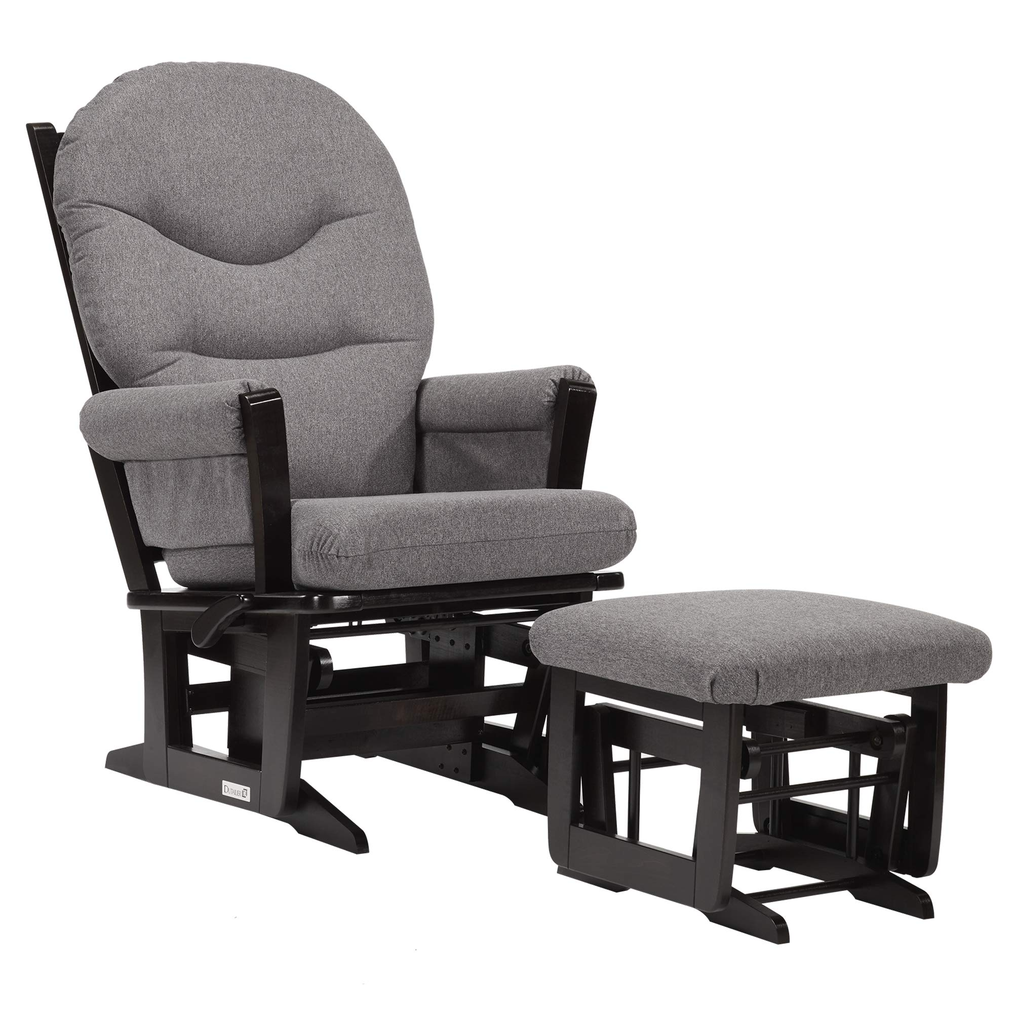 Dutailier Multiposition Lock Recline Ottoman Included