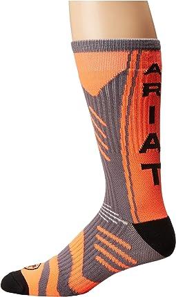 Ariat - Performance Mid Calf Sock
