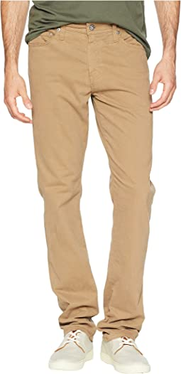 Everett Slim Straight Leg Sud Pants in Wheat Toast