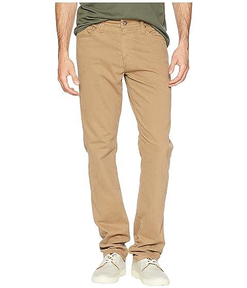 d9a184837e7e1 AG Adriano Goldschmied Everett Slim Straight Leg Sud Pants in Wheat ...
