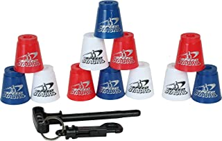 Speed Stacks 4339162026 Activity & Amusement 3 Years & Above,Multi color
