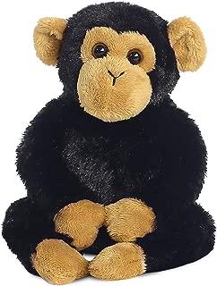 Aurora World 31710 8-Inch Mini Flopsie Clyde Chimp Stuffed Toy