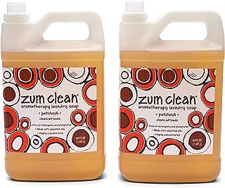 Zum Clean Laundry Soap - Patchouli - 64 fl oz (2 Pack)