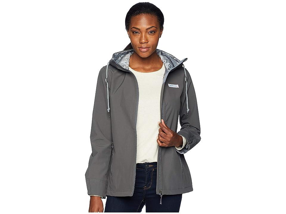 Obermeyer No 4 Shell Jacket (Grey Matter) Women