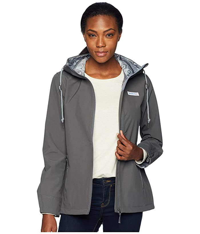 Obermeyer No 4 Shell Jacket (Grey Matter) Women