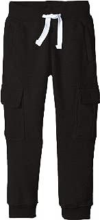 Little Boys' Active Basic Jogger Fleece Pants