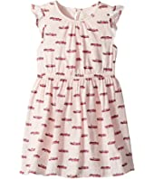 Kate Spade New York Kids - Hot Rod Dress (Toddler/Little Kids)
