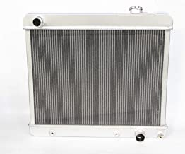 AutoRadiator 3 Row Aluminum Radiator Fit 61-66 Chevy C10 Pickup Truck C20 C30 K10 K20