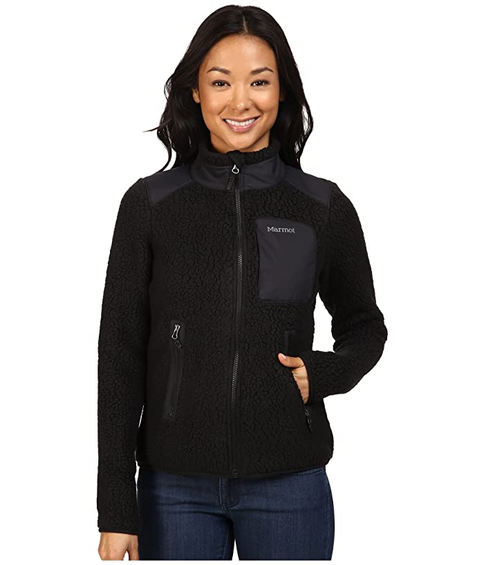 Marmot Wiley Jacket (Black) Women