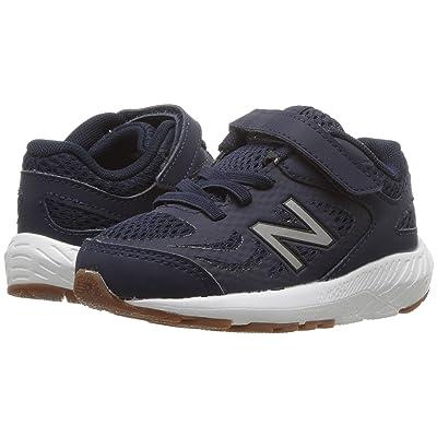 New Balance Kids KV519v1I (Infant/Toddler) (Pigment/Black) Boys Shoes