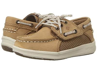 Sperry Kids Gamefish Jr. (Toddler/Little Kid) (Dark Tan) Boys Shoes