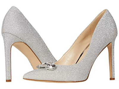 Nine West Neil Lane Tru Love (Silver) Women