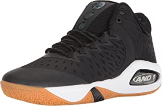 AND 1 Men's Attack Mid Basketball Shoe