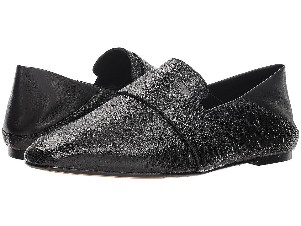 Vince Harris (Black Crinkle Patent Leather) Women