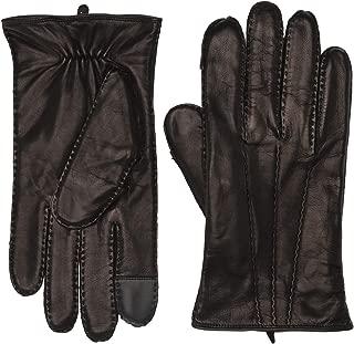 Frye Goatskin Extended Three Point Gloves Black XL