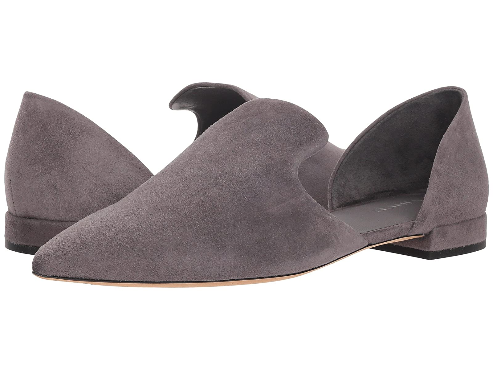 Vince DamrisAtmospheric grades have affordable shoes