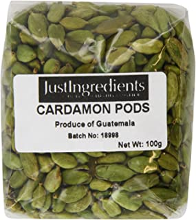 JustIngredients Essential Vainas de Cardamomo Verde - 2